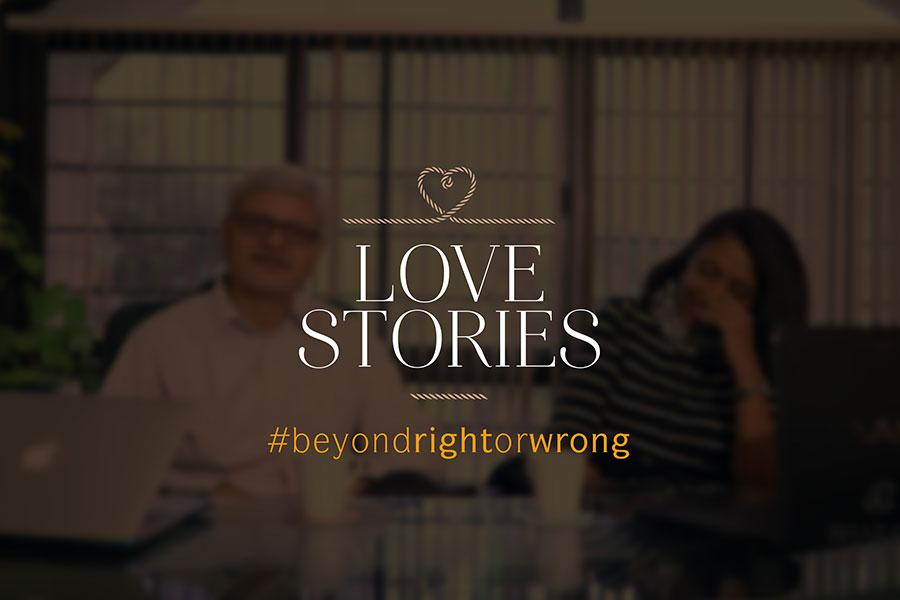 BeOne Love Stories: Chalk and Cheese Maitreyee and Mahendra Vakharia