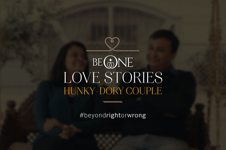 BeOne Love Stories: Differently Similar Manali and Nirmit