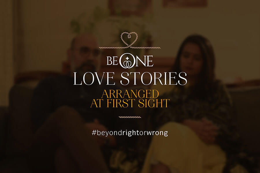 beone love story chapter # 3: arranged at first sight