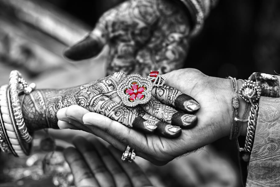 make gujarati wedding memorable with stunning bridal jewellery designs